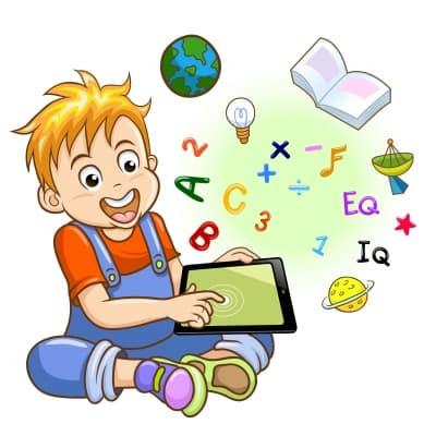 tecnologia en los niños