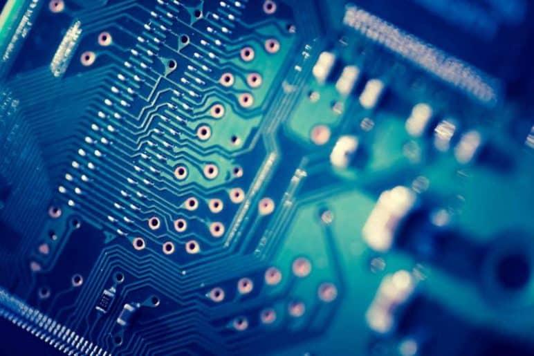 ley de moore transistores