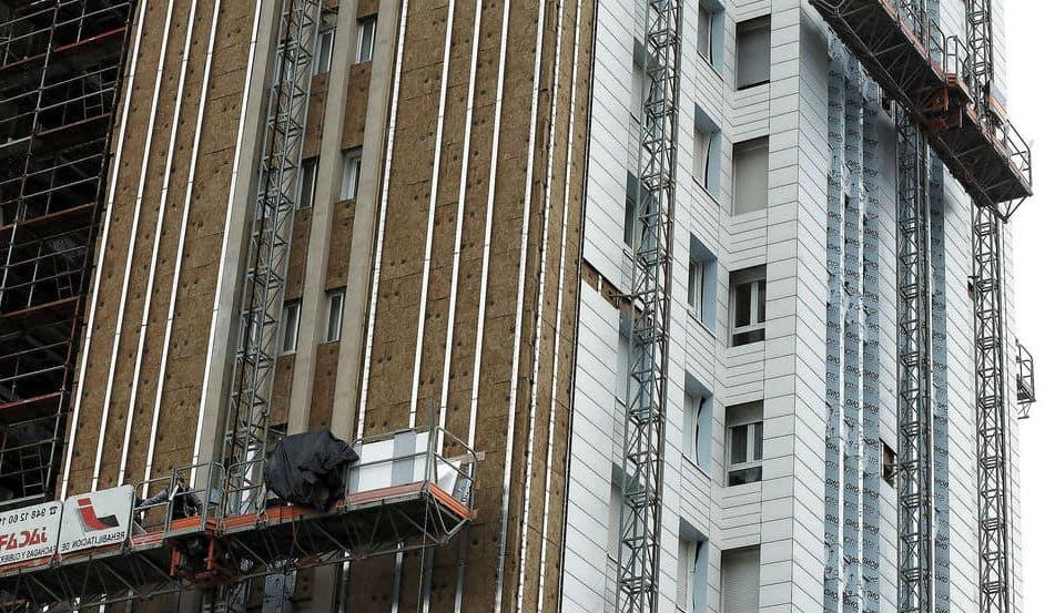 restauracion de fachadas y viviendas