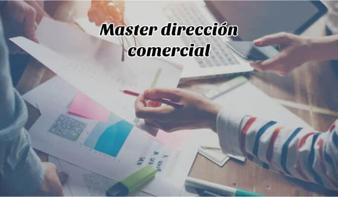master direccion comercial