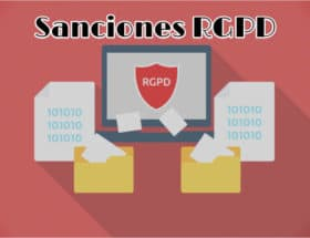 sanciones rgpd